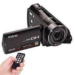 ORDRO HDV-V7 1080P Full HD Digital Video Camera Camcorder Ma
