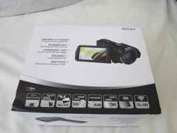Andoer HDV-Z20 WiFi Ultra HD 1080P 24MP Digital Video DV Cam