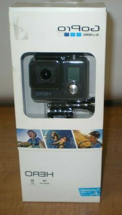 GoPro HERO 5MP Grey Camcorder - Model # CHDHA301 **NEW & SEA