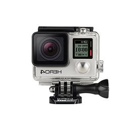 GoPro HD Hero4 Silver Edition - International Version
