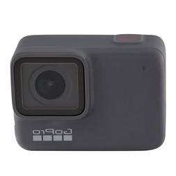 GoPro HERO 7 Silver Edition Touch-Screen Camera + 40 PCS Spo