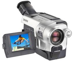 Sony Hi8 Camcorder 8mm Video Player CCD-TRV118 Sony Handycam
