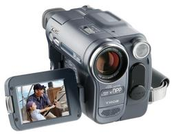 Sony Hi8 Camcorder 8mm Video Player CCD-TRV128 Sony Handycam