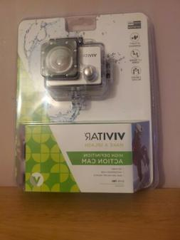 VIVITAR HIGH DEFINITION ACTION CAM DVR781HD