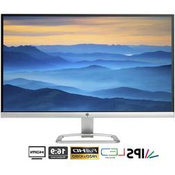 "NEW HP T3M88AA#ABA 27"" LED Backlit Monitor 2c 27ER"