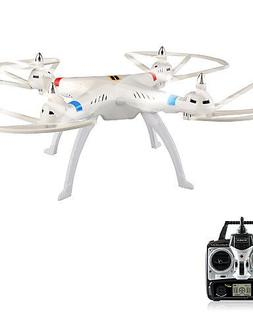 HuanQi H899 4CH 6 axis 2.4G Black / White Drones , eu adapte