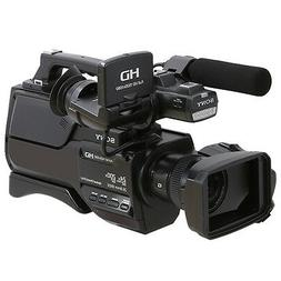 hxr mc2500 shoulder mount avchd professional camcorder