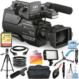Sony HXR-MC2500E Shoulder Mount AVCHD Camcorder  Pro Extra B