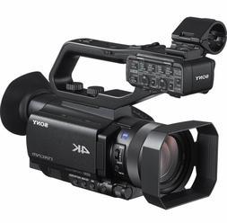 Sony HXR-NX80 4K HD NXCAM Camcorder