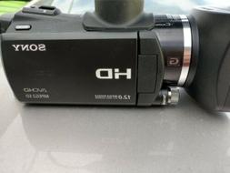 Sony HXRMC50U Ultra Compact AVCHD Camcorder for Professional