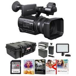 Sony HXRNX100 Full HD NXCAM Professional Camcorder Bundle
