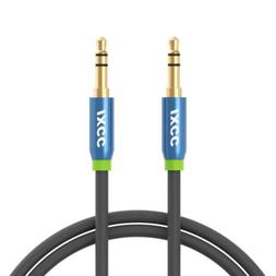 iXCC 10Ft Extra Long Male to Male 3.5mm Universal Aux Audio