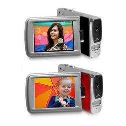 """Polaroid ID1440 14MP 4x Zoom HD 1080p Camcorder with 2.7"""" LC"""