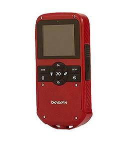 Polaroid iD610 Red HD Water-Resistant Pocket Camcorder with