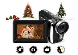ideo Camera Camcorder Vmotal 12MP Rechargeable Digital Camer
