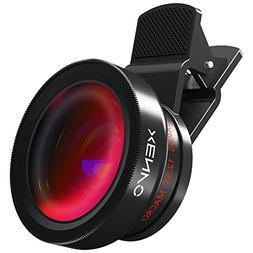 Xenvo iPhone Camera Lens Kit Pro - Macro Lens & Wide Angle L