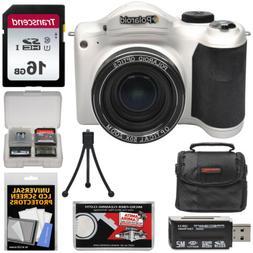 Polaroid iX5038 50x Optical Super Zoom Digital Camera  Bundl