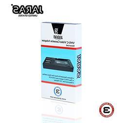 Jaras JJ-VHS-M1000 Motorized VHS-C Video Cassette Premium Ad