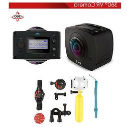 GIGABYTE JOLT Duo 360 Spherical VR WiFi Action Camera with W
