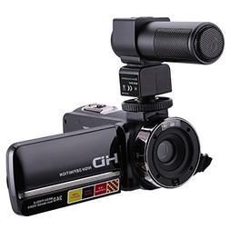 KINGEAR PDK007 Night Vision Video Camera ,HDV-301M 1080P 16X