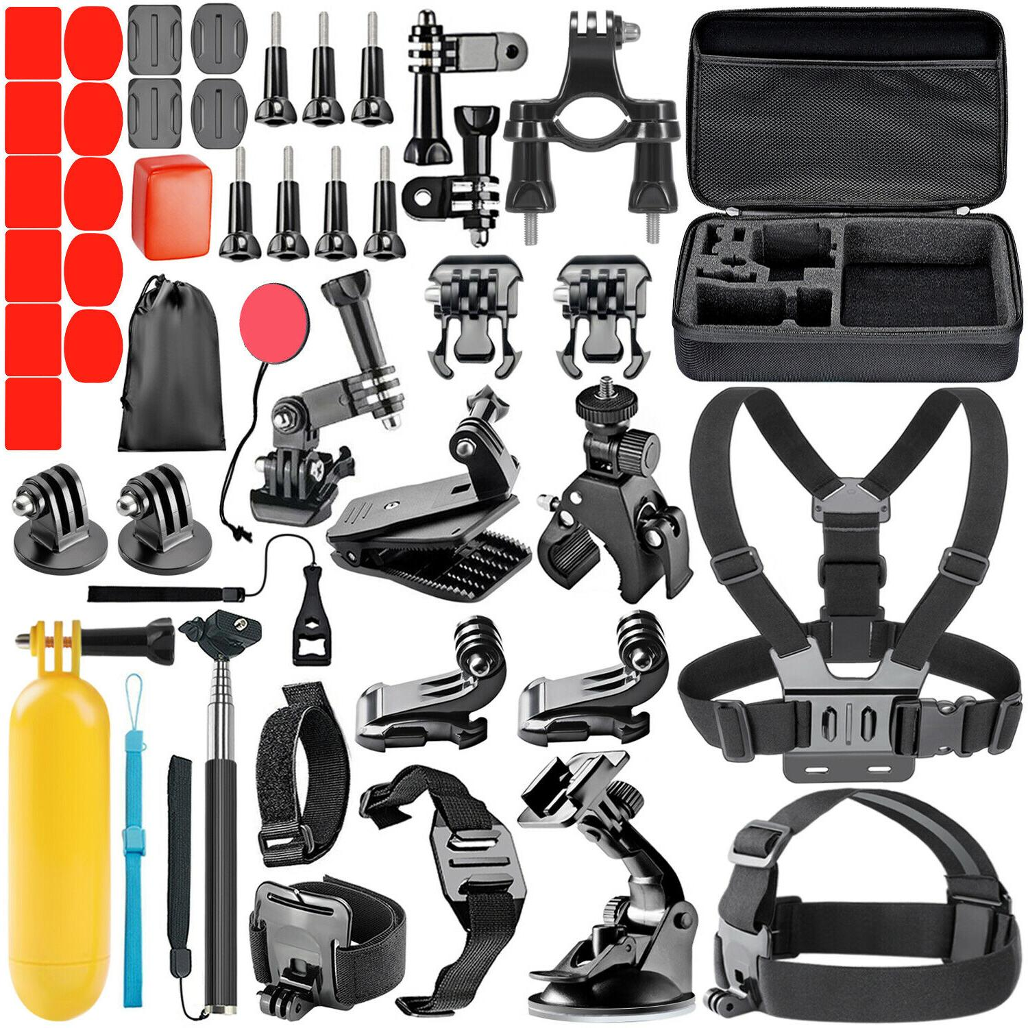 Neewer 44-In-1 Sport Accessory Kit for GoPro Hero4 Session H