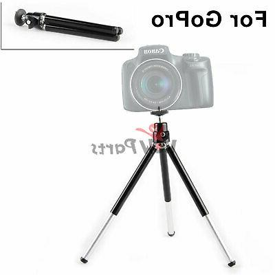 """1/4"""" Tripod Stand Portable Holder Mount For Compact Camera C"""