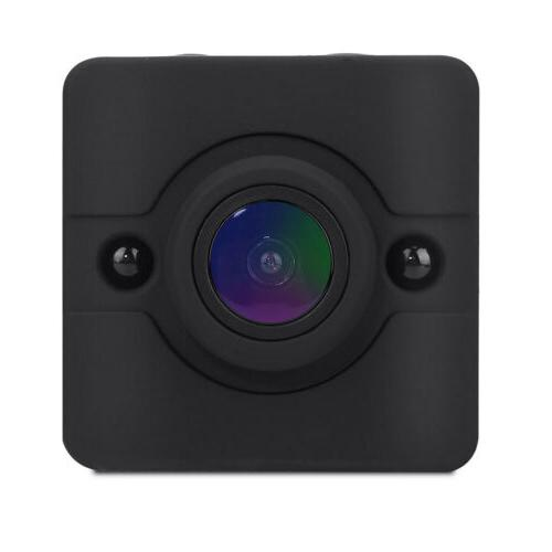 1080P HD Mini Infrared Waterproof Action Camera Camcorder W/Mount