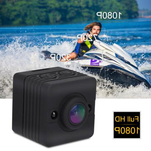 1080P HD Mini Infrared Waterproof Action