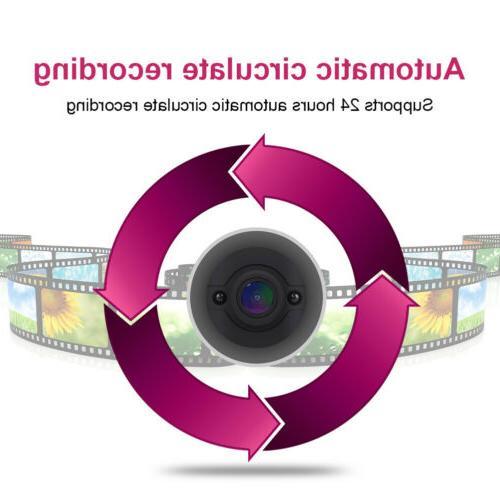1080P Infrared Camera W/Mount