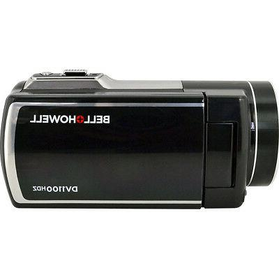 Bell and Howell Camcorder with 10x