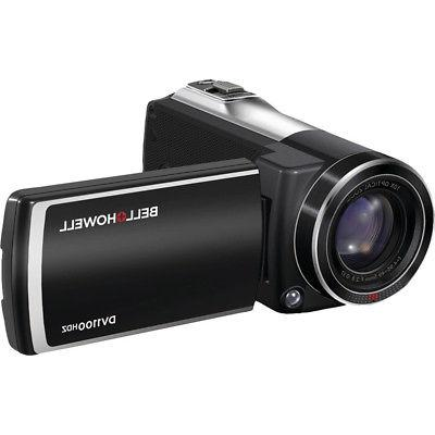 1080p camcorder with 10x optical zoom