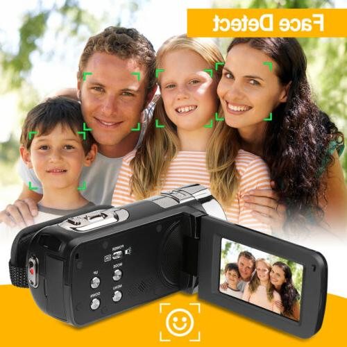1080P Camcorder Digital Video Camera TFT 24MP