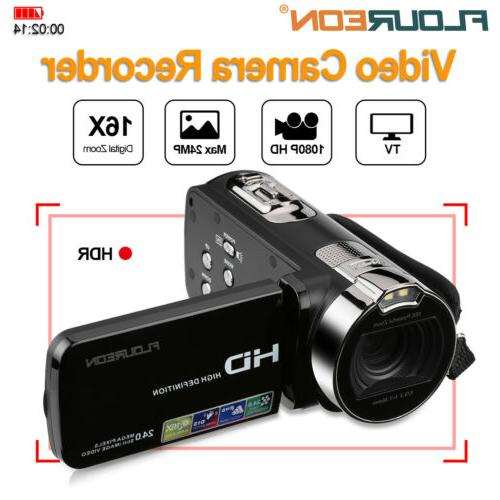 1080P Video TFT 24MP 16x AV Light