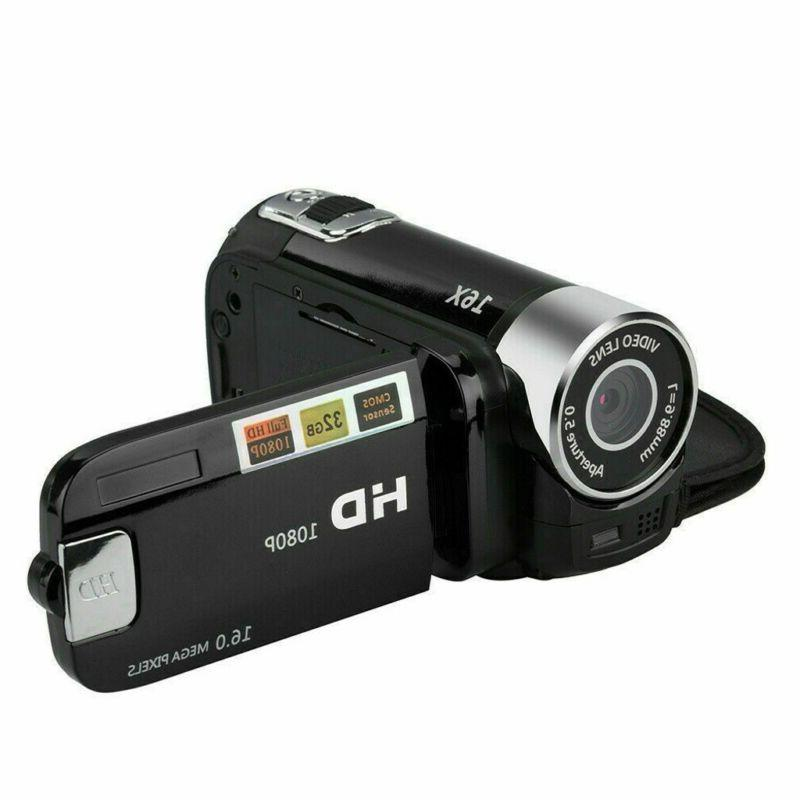 1080P HD Video Camera 24MP LCD AV
