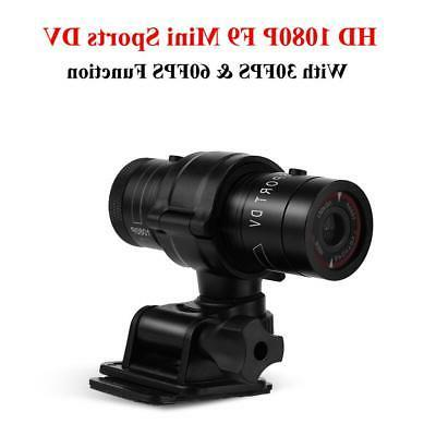 1080P DVR Waterproof Bike Action US