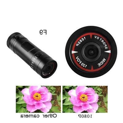 1080P HD DV Waterproof Camera Bike Action Outdoor Camcorder US