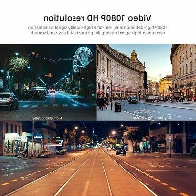 1080P HD Camera DVR Dash Cam Recorder Camcorder