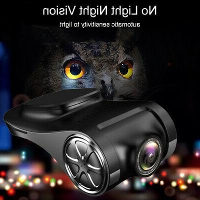 1080P HD Hidden Camera Night DVR Dash Recorder Camcorder