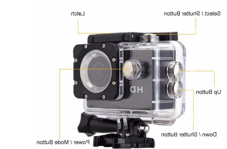 SJ5000 12MP Ultra 1080P Action Sports DV Cam