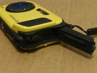KINGEAR LCD Screen Waterproof Yellow
