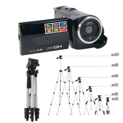 16x digital zoom video camcorder camera dv