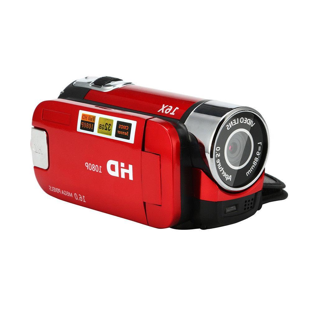 2.7'' Video LCD DVR Camcorder USA