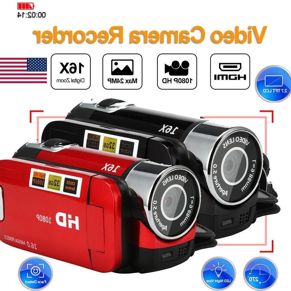 2 7 16mp hd 1080p video camera