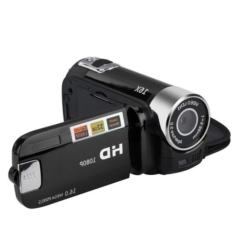 "Pro HD 2.7"" LCD TFT Digital Camera DV C"