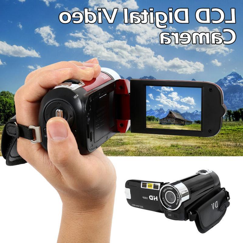 2.7 inch Video Camcorder 1080P Digital 16X Zoom