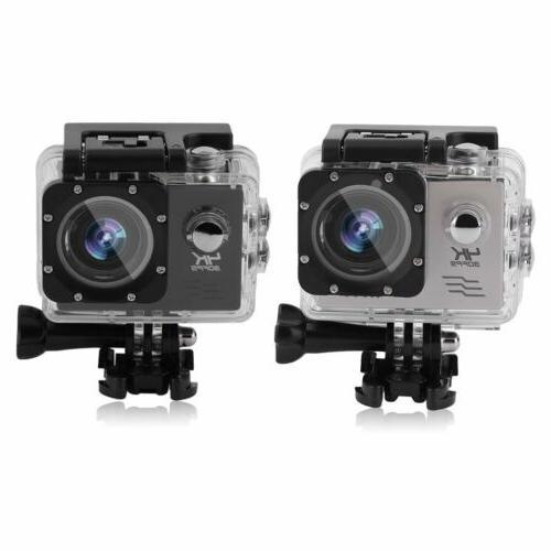 """2"""" EK7000 Sports HD DV Camcorder 12MP OY"""