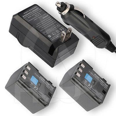 2 EXTENDED Li-Ion 7.4V 9.4Wh Battery Pack for Canon BP-2L13