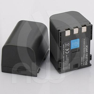 2 9.4Wh Canon BP-2L13 BP-2L14+Wall charger