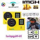 2'' LCD Waterproof Action Sport Camera 16MP HD 4K Dual Scree