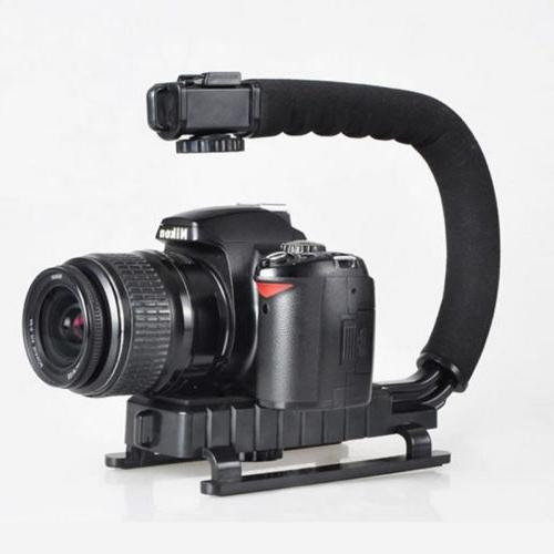 Pro Camera Stabilizer Steady Cam Handheld for Camcorder DSLR